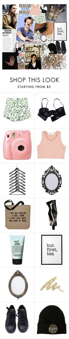 """♡ YOU DONT HAVE TO CHANGE A SiNGLE THiNG ♡"" by defying-gravity-xx ❤ liked on Polyvore featuring beauty, Lacava, Chicnova Fashion, Eres, Fujifilm, StyleNanda, Aesop, philosophy, Newman's Own and Urban Decay"