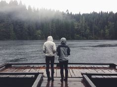 this-is-pnw:  When life gives you rainboots, take them for a rain walk #poler #polerstuff #campvibes