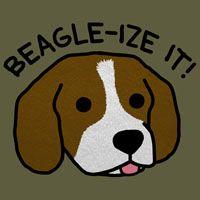 Beagle-ize your life!