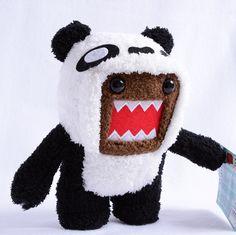 Domo Panda Plushie $12.99