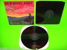 NEW-MODEL-ARMY-POISON-STREET-VINTAGE-VINYL-12-RECORD-BONUS-LIVE-12-UK-IMPORT #NewModelArmy #VinylRecords