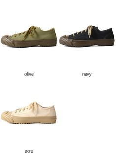 Nigel Cabourn Nigel Kay Bonn ARMY TRAINERS LOW TOP army trainer low top  canvas low-frequency cut sneakers shoes .80340862000.80340062000 (unisex)  #0417 in ...