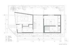 Casa U,Ground floor Plan