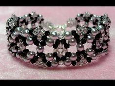 (Tutorial) Aztec Dreams Bracelet DIY (Video 146) - YouTube
