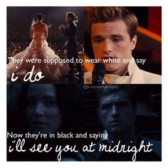 DIE SNOW, DIE FOR YOU DESTROYED OUR HOPES IN CATCHING FIRE.