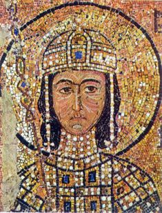 Byzantine Empire - pearls and gems