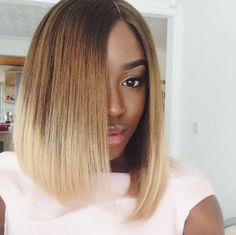 Bob hairstyles can be so able that abounding women opt with this hairstyle gradually. In this column you will acquisition Really Beautiful Bob Hairstyles for Black Women that you you will love! Short Bob Haircuts, Long Bob Hairstyles, Black Women Hairstyles, Weave Hairstyles, African Hairstyles, Ladies Hairstyles, Teenage Hairstyles, Hairstyles Pictures, Winter Hairstyles