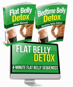 Flat Belly Detox Review - See Just how He Drops 110 weight and also 26 inches from His Belly