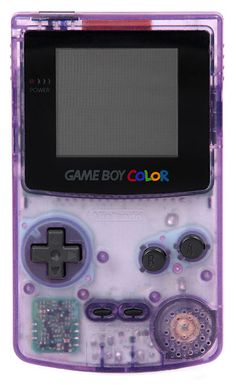 I had this exact one. Gameboy Color