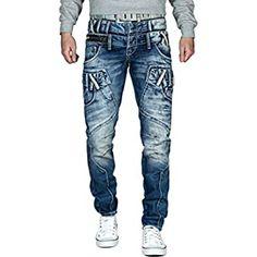 Jeans Material, Rock Revival, Pants, Bordeaux, Amazon, Style, Fashion, Men, Shopping