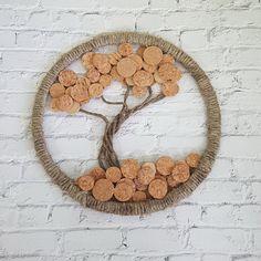 Wine Craft, Wine Cork Crafts, Wine Bottle Crafts, Diy Cork, Wine Cork Art, Wine Cork Boards, Wine Cork Wreath, Recycled Wine Corks, Recycled Bottles