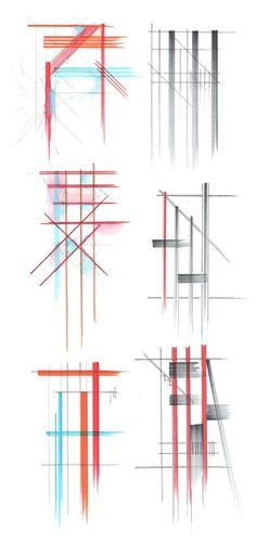 """Résultat de recherche d'images pour """"concept sketches architecture"""""""