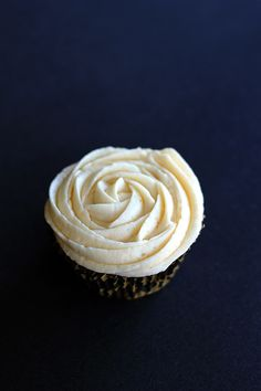 """""""Best Buttercream Icing"""" Recipe- uses salted instead of UNsalted butter... who would have thought :) going to try this next time!"""