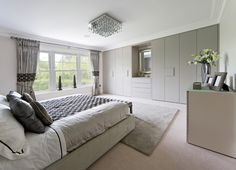 london built in wardrobes modern luxury - Google Search