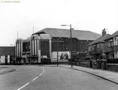 The Adelphi Cinema, Kenyon Lane, Moston, Manchester. Ashley Lane, Salford, Derbyshire, Old Toys, Good Old, Old School, Manchester, Cool Pictures, Cinema