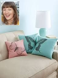 Image result for diy pillows with words