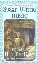 The first of the Beatrix Potter mysteries. I love this series and have read them all so far. They are all worth reading if you are a Beatrix Potter fan.