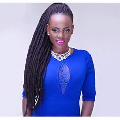 NTV Replaces Fired Login Presenter ANNE NIXON With BETTY NASSALI