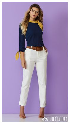 Clothes For Women In Business Casual Outfits Classy Outfits Stylish Outfits Outdoor Outfit Sweater Shirt Slacks Pants Outfit Book 1 Casual Work Outfits, Business Casual Outfits, Work Casual, Classy Outfits, Casual Chic, Stylish Outfits, Red Pants Outfit, Work Fashion, Fashion Outfits