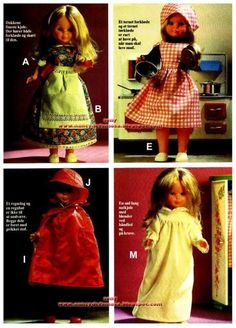 Summer Dresses, Style, Fashion, Vestidos, Sewing Magazines, Nancy Doll, Summer Outfit, Holland, Princesses