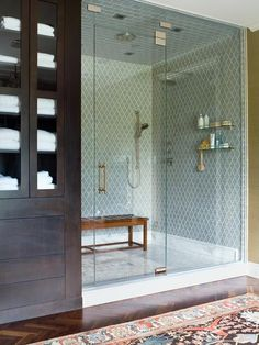Choosing a small bathroom design and function for your entire family can be both daunting and exciting. Whether you're revamping your old bathroom or going for an entirely new small bathroom design, there is a lot you have to think about. But worry not, Bathroom Spa, Bathroom Renos, Bathroom Ideas, Bathroom Renovations, Bathroom Storage, Bedroom Remodeling, Bathroom Showers, Budget Bathroom, Bathroom Furniture