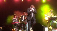 Carl Carlton u. Band - Everybody must get stoned (Emden, 9. Mai 2014)