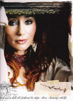 To meet the most talented and beautiful woman on the planet-Tori Amos  Shook her hand twice!