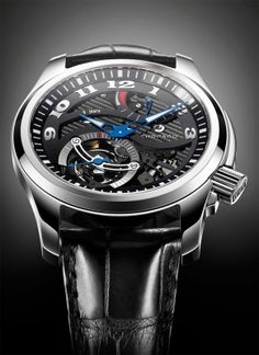 Chopard L.U.C. Tourbillon Tech Twist