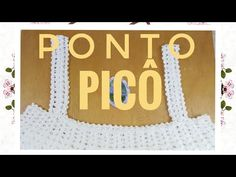 (104) Linda Arteira - Crochê&Customização - YouTube Youtube, Decor, Crochet Accessories, Ideas, Decoration, Decorating, Dekoration, Youtubers, Deck