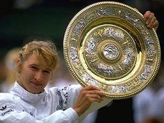 Sejarah singkat Steffi Graf, seorang ratu tennis dunia abad ke-20 silam.