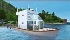 Mod The Sims - Boat Sweet Home (CC Free)