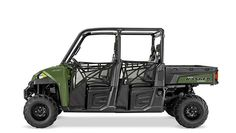 New 2016 Polaris RANGER Crew XP 900-6 Sage Green ATVs For Sale in Florida. 2016 Polaris RANGER Crew XP 900-6 Sage Green, RANGER CREW® XP 900-6 Sage Green Off-Road Capability for the Entire Crew Powerful 68 HP ProStar® HO engine features 13% more power Refined Cab Comfort and Convinence for 6, Including Industry Exclusive Pro-Fit Integration HARDEST WORKING FEATURES THE PROSTAR® ENGINE ADVANTAGE: The RANGER CREW® 900 ProStar® engine is purpose built, tuned and designed alongside the vehicle…