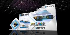 2017-10-GITEX-Lucksky on Behance