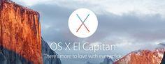 OS X El Capitan is here! www.motionvfx.com/B4208 #FCPX #FinalCutProX #VideoEditing #Mac #Apple #OSX