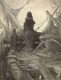 Gambling -Gustave Dore