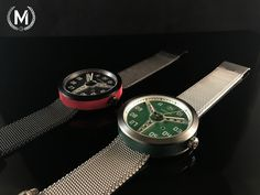The mesh strap effect!