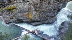 Johnston Canyon, Water, Outdoor, Gripe Water, Outdoors, Outdoor Games, Aqua