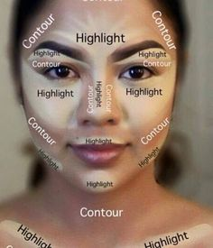 Using the amazing Younique BB Flawless cream, get amazing contoured results.