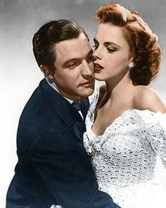 Judy Garland & Gene Kelly