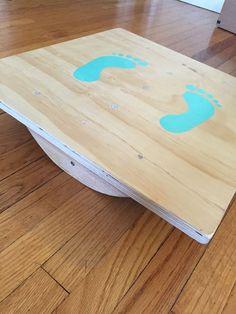 Balance Board by RcubedplusA