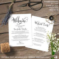 Wedding Weekend Itinerary Template Destination Wedding Weekend