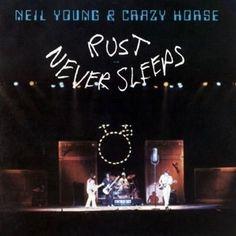 Neil Young & Crazy Horse - Rust Never Sleeps Vinyl LP August 18 2017 Pre-order