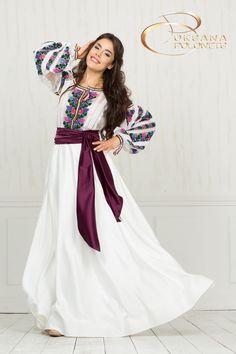 Блуза та спідничка від Дизайн-студії Оксани Полонець http://polonets.prom.ua/