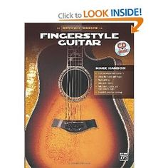 Beyond Basics: Fingerstyle Guitar, Book & CD