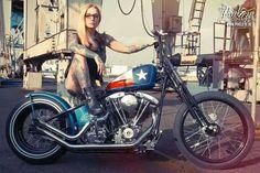 Best Harley Davidson bobber pics Old school - Japan style Harley Bobber, Bobber Chopper, Harley Davidson Motorcycles, Harley Bikes, Custom Motorcycles, Bobber Motorcycle, Custom Bikes, Custom Cars, Yamaha V Max