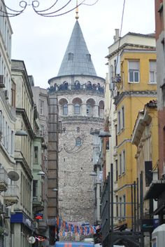Istanbul | Travel blog -  The Galata Tower