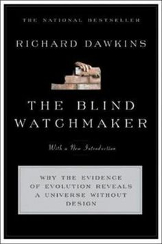Another great book by Richard Dawkins on what he does best; explaining evolutionary biology in an accessible, yet interesting way, while rebutting the age old watchmaker argument.
