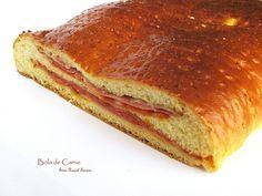 Portuguese Bread, Portuguese Recipes, Finger Food Appetizers, Finger Foods, Quiches, Aperitivos Finger Food, Super Rapido, Coffee Break, Food Inspiration
