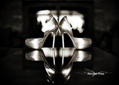Thunder Canyon Wedding | Reno Wedding Photographer | Wedding Shoes