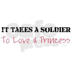 haha I'll always be his princess <3